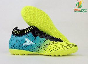 giày bóng đá Mitre MT chính hãng mã 161115-1 màu xanh pha vàng