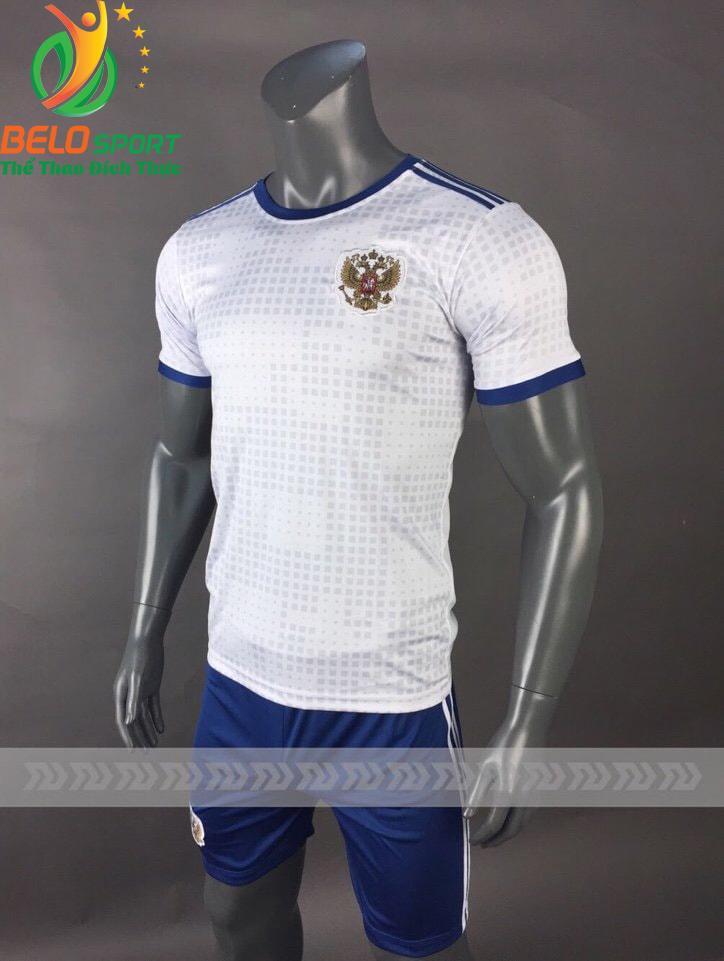Áo Bóng đá chính hãng đội tuyển Nga world cup 2018