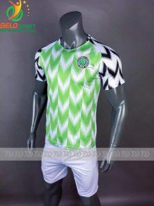Áo bóng đá word cup 2018-2019 Nigeria