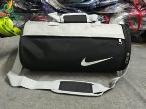 Túi trống đựng đồ thể thao T2018-01 màu đen