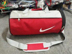 Túi trống đựng đồ thể thao T2018-01 màu đỏ
