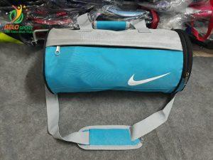 Túi trống đựng đồ thể thao T2018-01 màu xanh ngọc