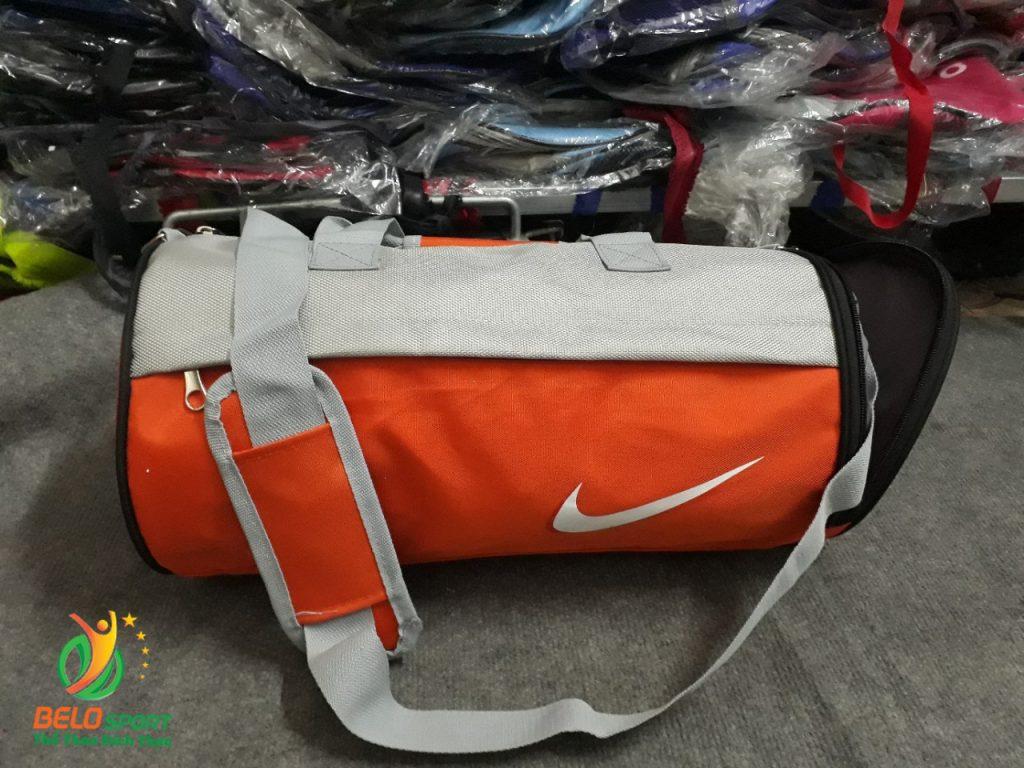 Túi trống đựng đồ thể thao T2018-01 màu cam