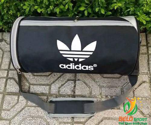 Túi trống đựng đồ thể thao T2018-02 màu đen