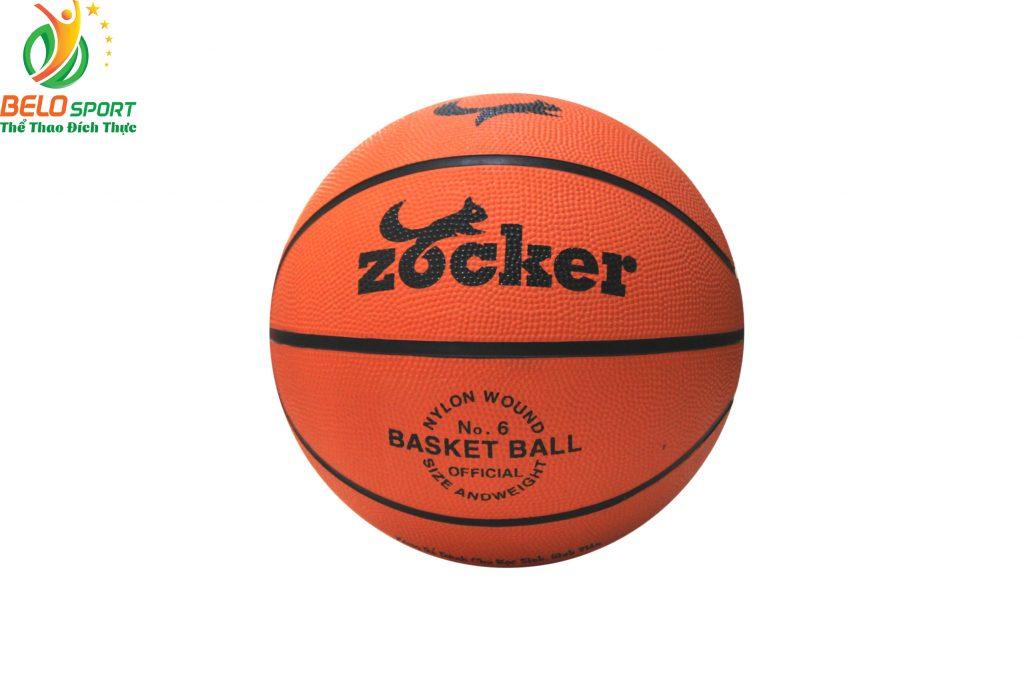 Quả bóng rổ Zocker số 5 giá rẻ