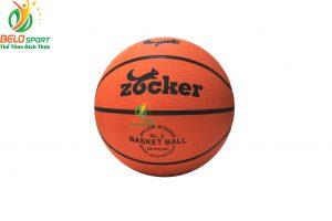 Quả bóng rổ Zocker số 3 giá rẻ