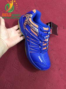 Giày cầu lông chính hãng kawasaki 061 màu xanh biển