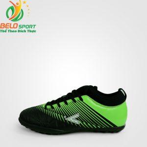 Giày bóng đá động lực MITRE MT-161110 màu chuối pha đen chính hãng