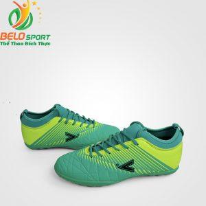 Giày bóng đá động lực MITRE MT-161110 màu vàng pha xanh ngọc chính hãng
