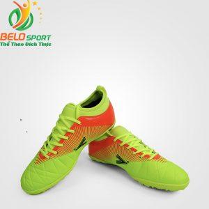 Giày bóng đá động lực MITRE MT-161110 màu đỏ pha chuối chính hãng