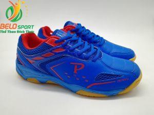 Giày bóng chuyền Promax chính hãng GIX 2019 màu xanh biển pha đỏ