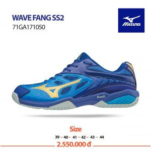 Giày bóng chuyền Mizuno chính hãng mã Wavefang SS2 – 71GA171050