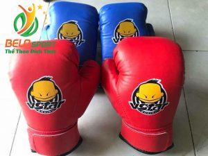 Găng tay boxing đấm bốc trẻ em Vstar chính hãng cao cấp
