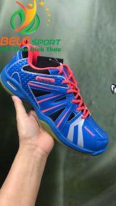 Giày Bóng Chuyền Chính Hãng Giá Rẻ  K063 màu xanh