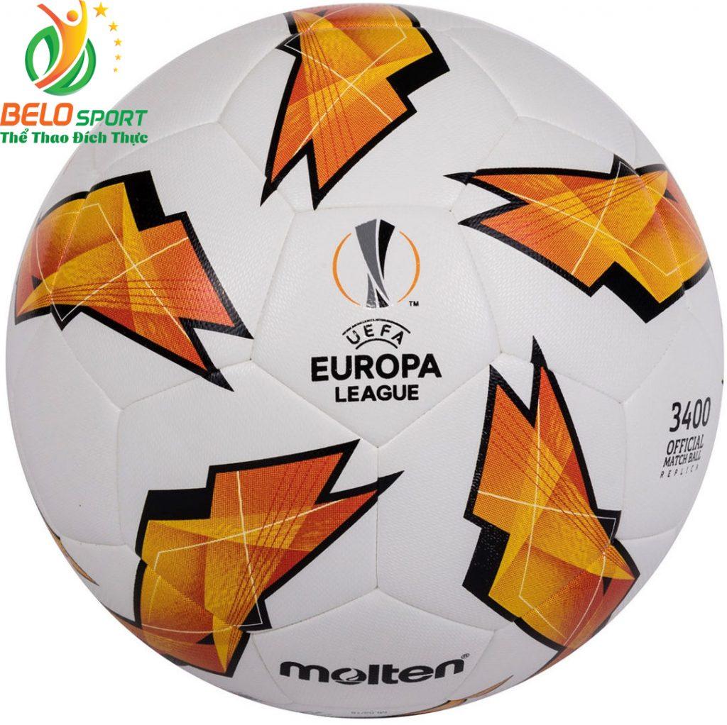 Quả Bóng đá Molten Euro League F5U3400-G18 chính hãng