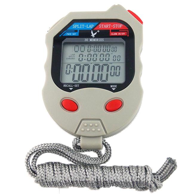 Đồng hồ thể thao bấm giây 30 láp memomies PC 530