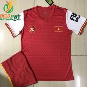 Áo bóng đá đội tuyển việt nam fifa online 2018 màu đỏ