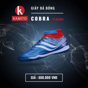 Giày bóng đá Kamito Cobra F18301 chính hãng