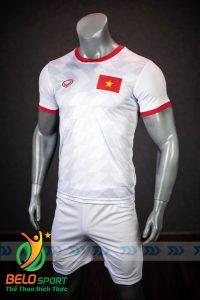 Áo bóng đá đội tuyển Việt Nam Asian Cup 2019 màu trắng
