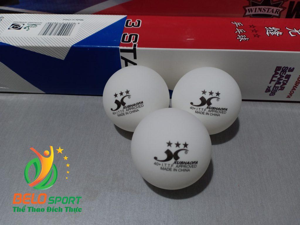 Quả bóng bàn Xushaofa – 40+ chính hãng hộp 6 quả