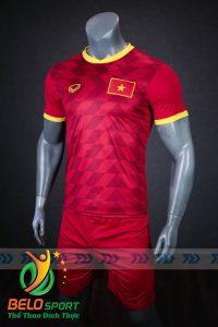 Áo bóng đá đội tuyển Việt Nam Asian Cup 2019 màu đỏ