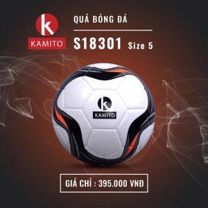 Quả Bóng đá Kamito S18301 size 5