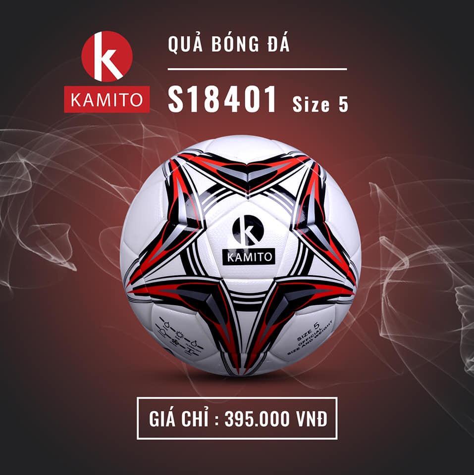 Quả Bóng đá Kamito S18401 size 5