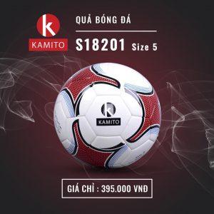 Quả Bóng đá Kamito S18201 size 5