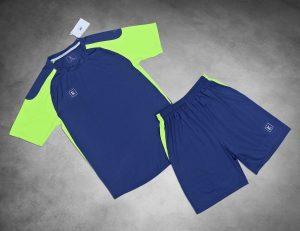 Áo Bóng đá cao cấp 2019 – B04 màu xanh tím than