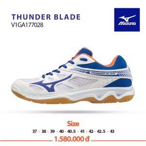 Giày bóng chuyền Mizuno chính hãng Thunderblade V1GA177028 chính hãng
