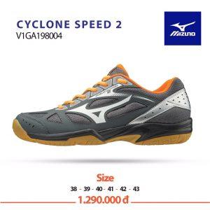 Giày bóng chuyền Mizuno Cyclone speed V1GA198004 chính hãng