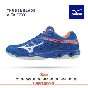 Giày bóng chuyền Mizuno Thunder Blade V1GA177000 chính hãng