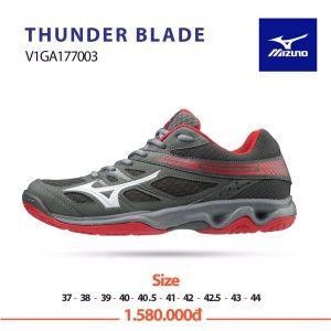 Giày bóng chuyền Mizuno Thunder Blade V1GA177003 chính hãng