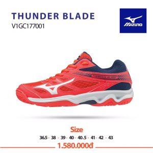 Giày bóng chuyền Mizuno Thunder Blade V1GA177001 chính hãng