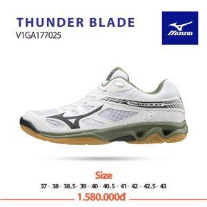 Giày bóng chuyền Mizuno Thunder Blade V1GA177025 chính hãng