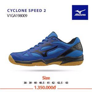 Giày bóng chuyền Mizuno cyclone speed2  V1GA198009 chính hãng