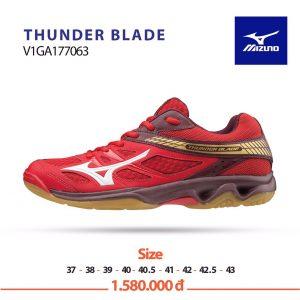 Giày bóng chuyền Mizuno Thunder Blade V1GA177063 chính hãng