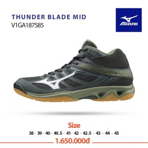 Giày bóng chuyền Mizuno Thunder Blade Mid V1GA187585 chính hãng