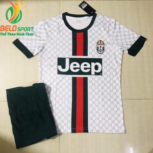 Áo bóng đá CLB juvestus 2019 độc quyền thiết kế màu trắng