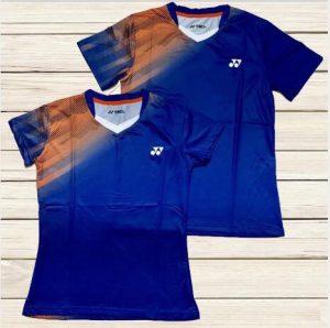 Áo cầu lông Yonex Y3 màu xanh dương mới nhất 2020