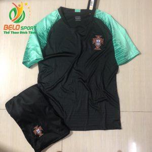 Áo bóng đá đội tuyển bồ đào nhà xanh két 2019-2020 chuyên sỉ