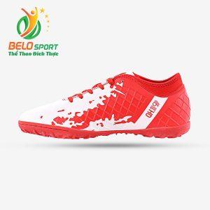 Giày Kamito QH19 màu đỏ trắng