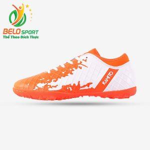 Giày Kamito QH19 màu cam trắng
