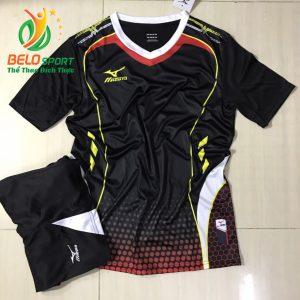 Áo bóng chuyền nam,nữ 2019 màu đen độc quyền thiết kế