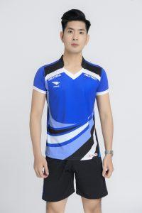 Áo bóng chuyền nam Hiwing H2 chính hãng màu xanh bích