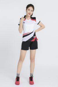 Áo bóng chuyền nữ Hiwing chính hãng mã H2 màu trắng