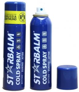 Xịt lạnh giảm đau thể thao StarBalm hàng nhập khẩu châu Âu 150ml