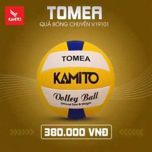 Quả bóng chuyền Kamito Tomea 2019 chính hãng độc quyền