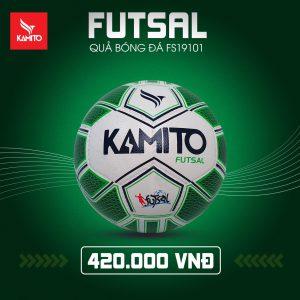 Quả bóng đá Kamito Futsal chính hãng 2019