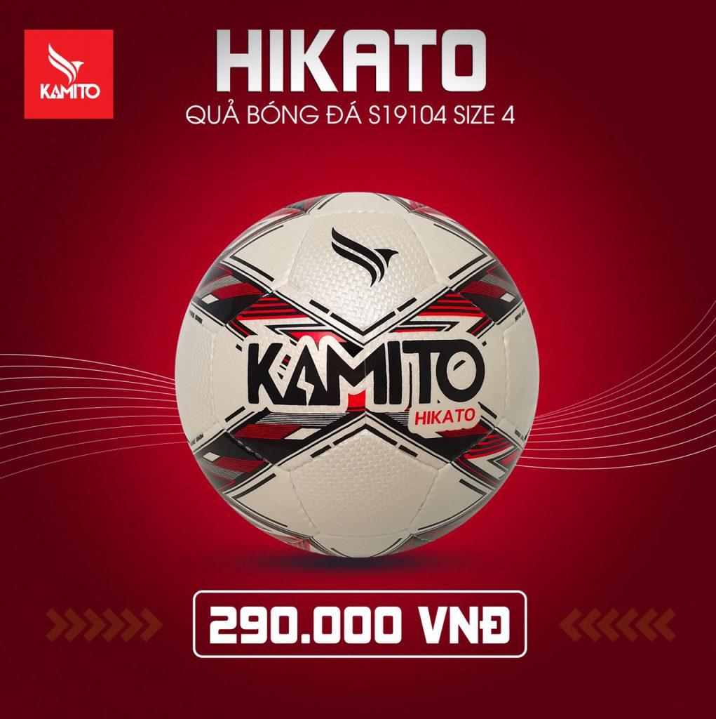Quả bóng đá Kamito Hikato chính hãng 2019 size 5